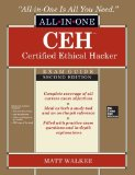 CEH Certified Ethical Hacker Exam Guide  2nd 2014 edition cover