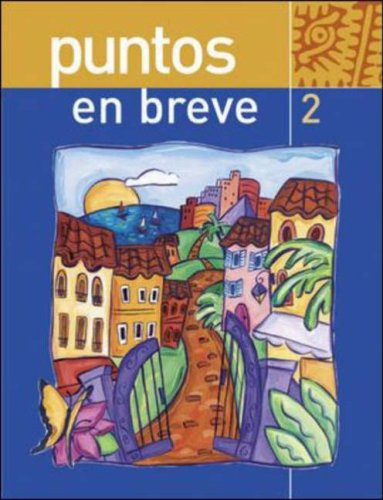 Puntos en breve (Student Edition) + Bind-in OLC passcode Card  2nd 2007 edition cover