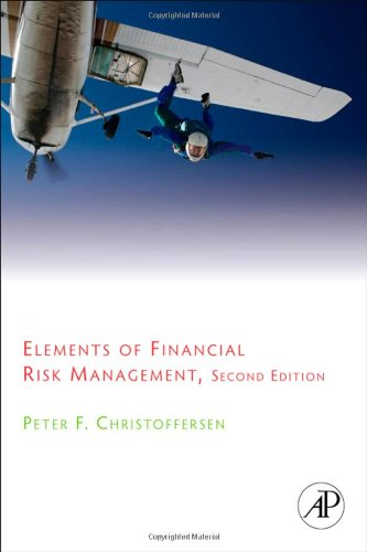Elements of Financial Risk Management  2nd 2012 edition cover