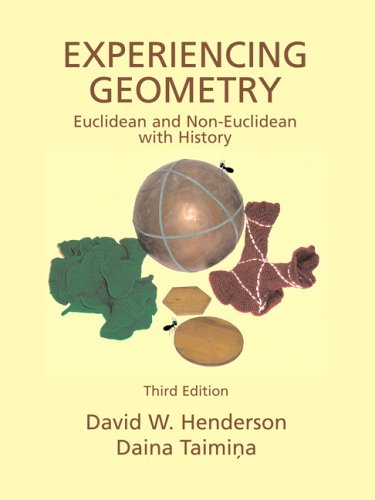 Experiencing Geometry  3rd 2005 (Revised) edition cover