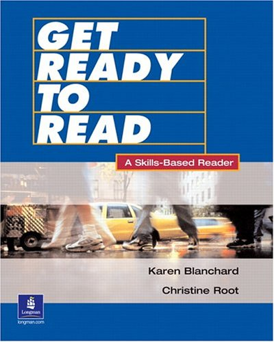 Get Ready to Read A Skills-Based Reader  2005 edition cover