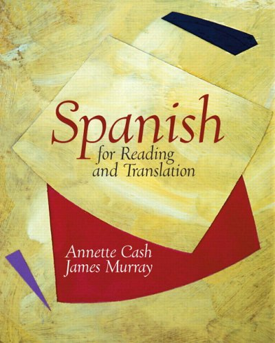 Spanish for Reading and Translation   2006 edition cover