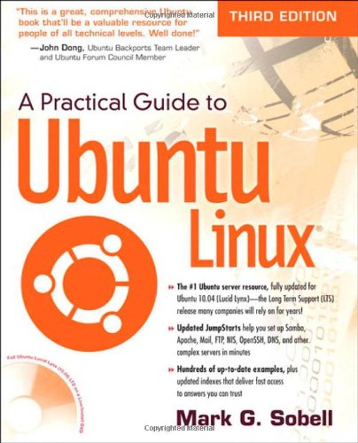 Practical Guide to Ubuntu Linux  3rd 2011 (Revised) edition cover