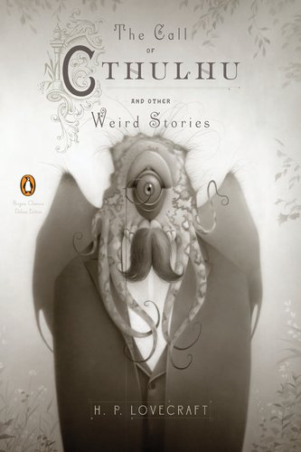 Call of Cthulhu and Other Weird Stories   2012 edition cover