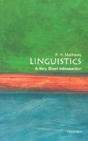 Linguistics   2003 edition cover