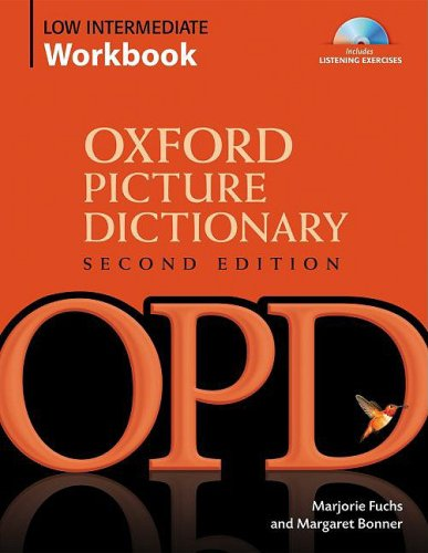 Oxford Picture Dictionary  2nd 2009 (Workbook) edition cover