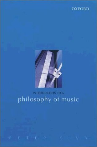 Introduction to a Philosophy of Music   2002 edition cover