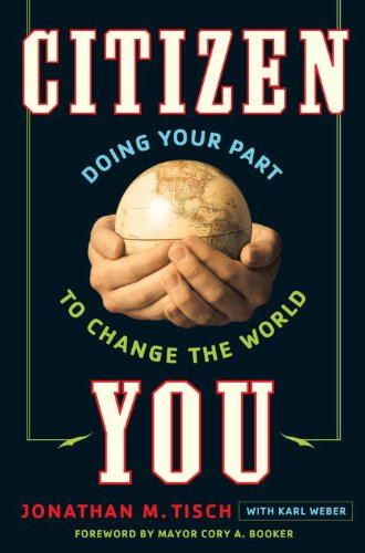 Citizen You Doing Your Part to Change the World  2010 edition cover