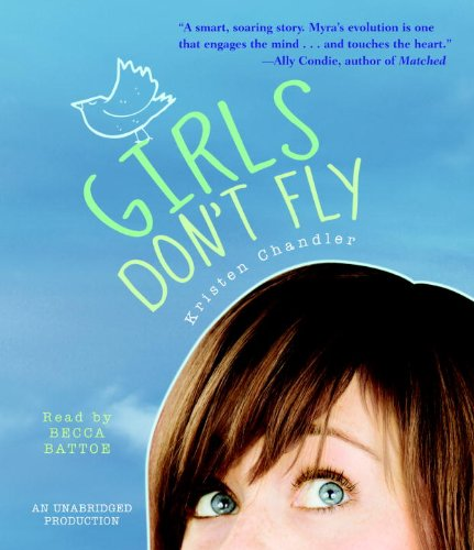 Girls Don't Fly:  2011 edition cover