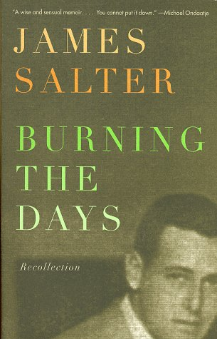 Burning the Days Recollection N/A edition cover