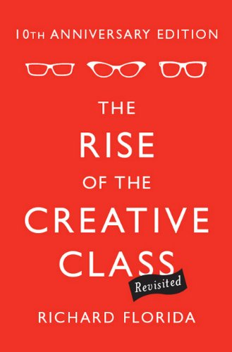 Rise of the Creative Class   2014 (Revised) edition cover