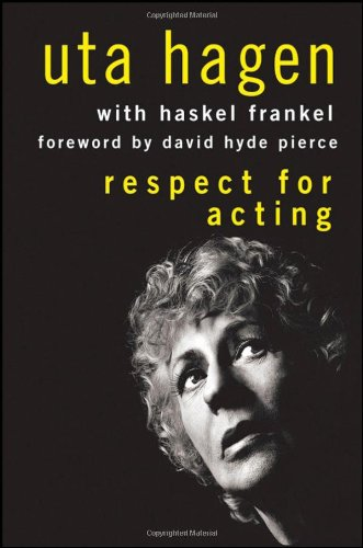 Respect for Acting  2nd 2008 9780470228487 Front Cover