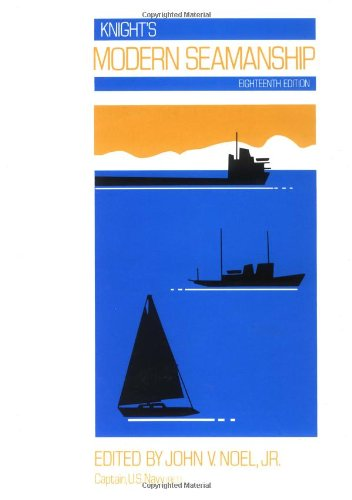 Knight's Modern Seamanship  18th 1988 (Revised) edition cover