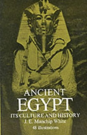 Ancient Egypt Its Culture and History Reprint edition cover