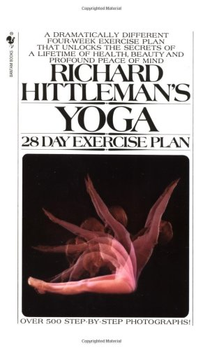 Richard Hittleman's Yoga 28 Day Exercise Plan  1969 9780553277487 Front Cover