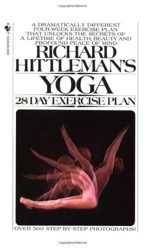 Richard Hittleman's Yoga 28 Day Exercise Plan  1969 edition cover