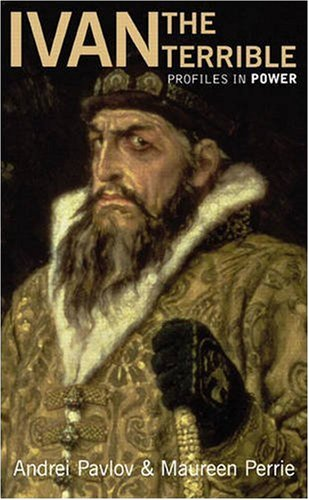 Ivan the Terrible   2003 edition cover