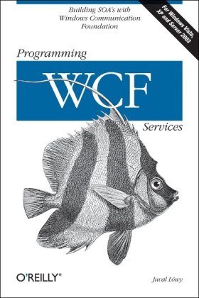 Programming WCF Services Mastering WCF and the Azure AppFabric Service Bus 3rd 2010 edition cover