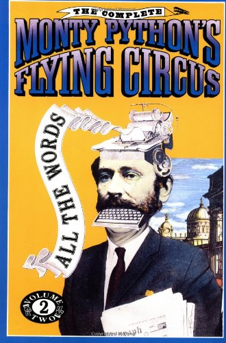 Complete Monty Python's Flying Circus  N/A edition cover