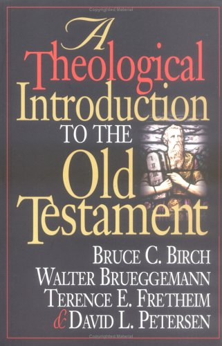 Theological Introduction to the Old Testament   1999 edition cover