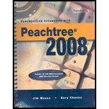 COMPUTERIZED ACCT.W/PEACHTREE N/A 9780763834487 Front Cover
