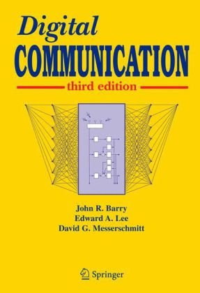 Digital Communication  3rd 2004 (Revised) edition cover