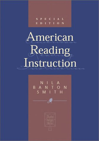 American Reading Instruction  4th 2002 edition cover