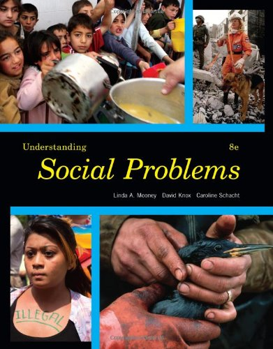 Understanding Social Problems  8th 2013 9781111834487 Front Cover