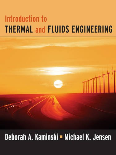Introduction to Thermal and Fluids Engineering   2005 edition cover
