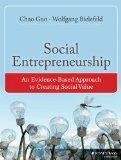 Social Entrepreneurship An Evidence-Based Approach to Creating Social Value  2014 edition cover