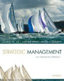Strategic Management: Theory and Cases An Integrated Approach 11th 2015 edition cover