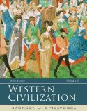 Western Civilization Volume I: To 1715 9th 2015 9781285436487 Front Cover