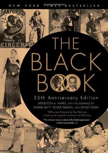 Black Book  35th 2009 edition cover