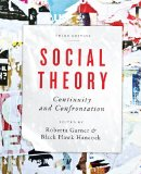 Social Theory Continuity and Confrontation 3rd 2014 edition cover