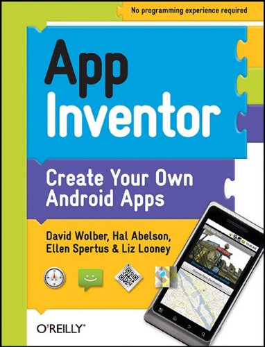 App Inventor   2011 edition cover