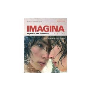 Imagina  2nd (Revised) 9781605762487 Front Cover