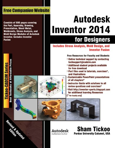 AUTODESK INVENTOR 2014 FOR INV N/A edition cover