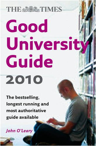 Good University Guide 2010   2009 9780007313488 Front Cover