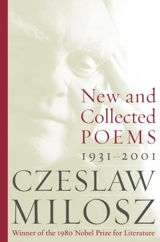 New and Collected Poems, 1931-2001  N/A edition cover