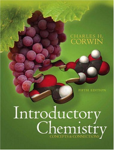 Introductory Chemistry Concepts and Connections 5th 2008 edition cover