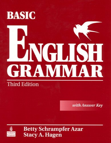 Basic English Grammar  3rd 2006 (Student Manual, Study Guide, etc.) 9780135148488 Front Cover