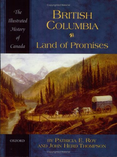 British Columbia Land of Promises  2005 edition cover