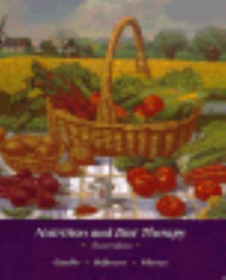 Nutrition and Diet Therapy Principles and Practice 4th 1995 9780314044488 Front Cover