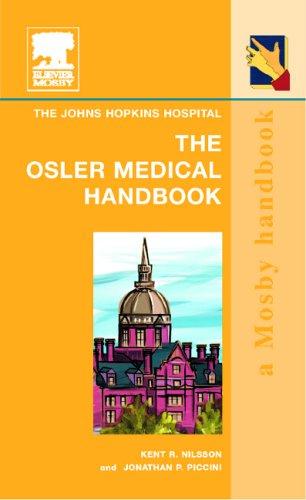 Osler Medical Handbook  2nd 2006 (Revised) edition cover