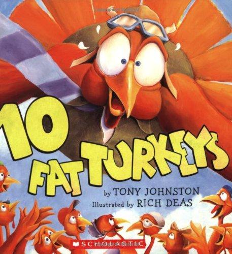 10 Fat Turkeys   2004 edition cover