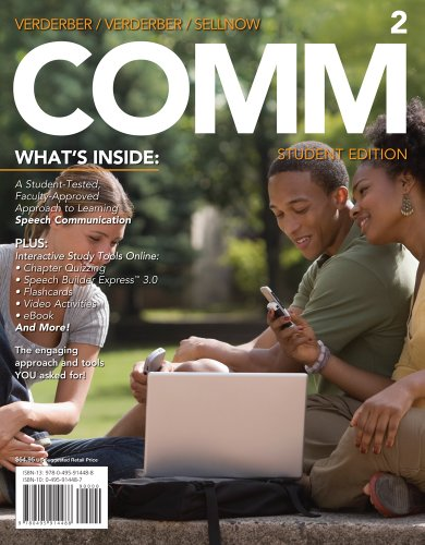 COMM 2  2nd 2012 edition cover