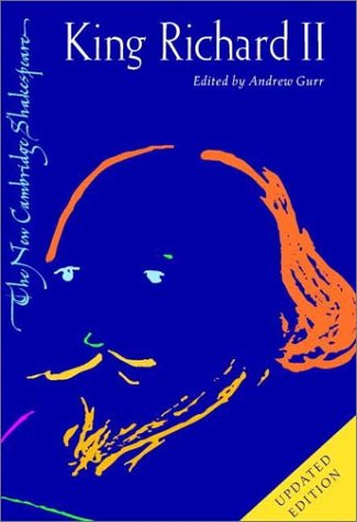King Richard II  2nd 2003 (Revised) edition cover