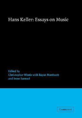 Essays on Music   2005 9780521673488 Front Cover