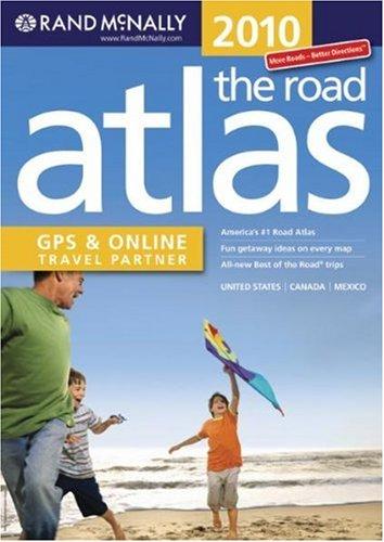 Atlas Road Atlas 2010   2009 edition cover