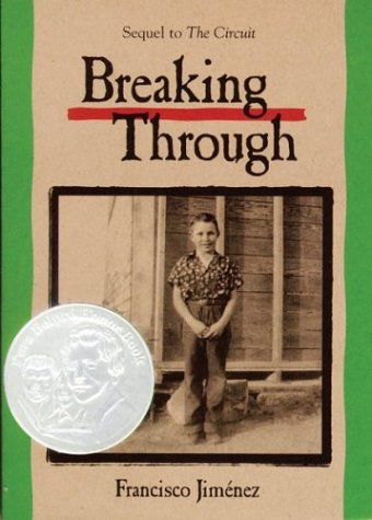 Breaking Through   2002 edition cover